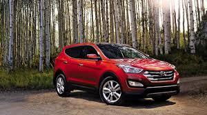 review hyundai santa fe sport hyundai santa fe car and reviews autoweek