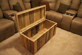 Build A Toy Box Out Of Pallets by Woodworking Plans And Projects Magazine Wooden Fruit Baskets