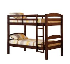 Bedroom  Full Oak Bunk Bed With Stairs And Storage Unit - Solid oak bunk beds with stairs