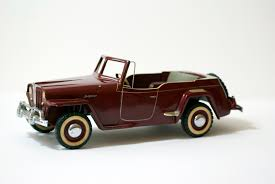 1948 willys jeepster 20th century models of speed and wonder