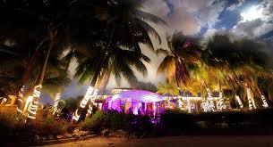 weddings in miami weddings at fish grill miami fl 33156