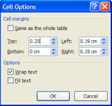 Table Cell Spacing Smart Ways To To Control Vertical And Horizontal Spacing In A
