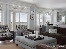 rich home interiors waterfront warmth 840x630 jpg