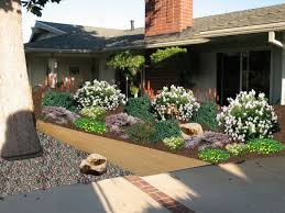 Front Porch Landscaping Ideas by Southern Landscaping Ideas For Front Yard