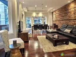 cuisine et salon salon et cuisine aire ouverte 14 maison vendu les c232dres
