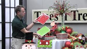 how to decorate a christmas party table trees n trends unique