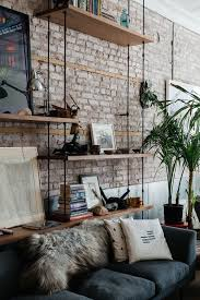 home interior shelves best 25 industrial salon design ideas on industrial