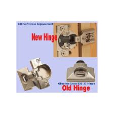 Soft Closing Cabinet Hinges 830 Soft Close Replacement Hinges
