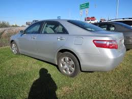 hendrick toyota used cars used 2007 toyota camry 4dr sdn i4 auto le for sale hendrick