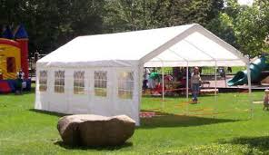 10 x 20 canopy tent rental event and party rentals tent rental