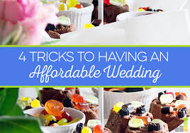 affordable wedding 4 tricks to an affordable wedding frugal