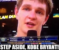 Career Meme - nba memes on twitter timofey mozgov doesn t even get a career