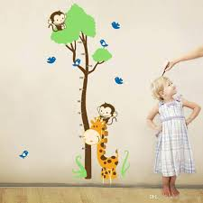 2016 fashion stickers growth height children kids chart wall see larger image