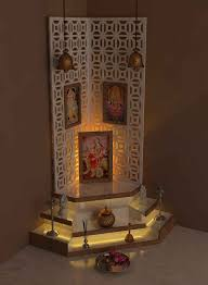 Pooja Mandir Designs For Home Pooja Mandir Interior Design Ideas - Designer for homes