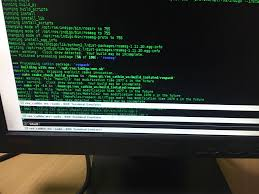 raspbian raspberry pi crashes when i try to build the catkin