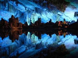 reed flute cave reed flute cave guilin china atlas obscura