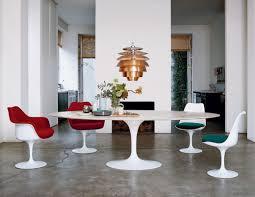 Tulip Chair Tulip Armless Chair Knoll