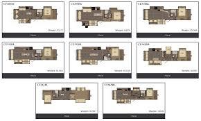 fleetwood prowler 5th wheel floor plans woodys trailer world cruiser crossroadsrv house plan prowler