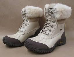 ugg s adirondack boot ii sand ugg australia s adirondack ii leather boot sand size 5 brand