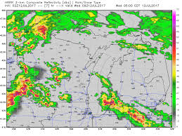 Radar Map For Michigan by Early Wake Up Call From Storms Likely In Southwest Lower Michigan