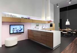 under cabinet tvs kitchen red oak wood bright white madison door under kitchen cabinet tv
