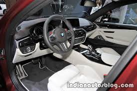 M5 Interior 2018 Bmw M5 First Edition Interior At The Iaa 2017 Live Indian