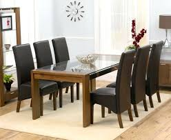 6 Black Dining Chairs Dining Room Chairs Set Of 6 Artcercedilla