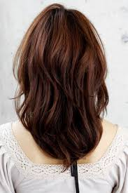 medium hair styles with layers back view medium layered hairstyles back view hairstyles ideas