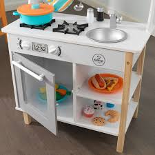 kidkraft all time play kitchen with accessories walmart com