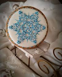 judit czinkné poór the beautiful and delicate embroidered cookies by mezesmanna