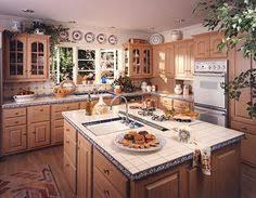French Blue And White Ceramic Tile Backsplash French Blue Ceramic Tiles Make A Beautiful Backsplash Kitchen
