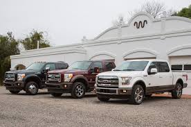 2015 F 150 Vs 2014 F150 2015 Ford F 150 Expedition Super Duty King Ranch Debut Automobile