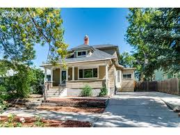 Victorian Cottage For Sale by Old North End Homes For Sale Colorado Springs Homes For Sale