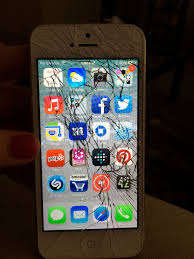 how much does it cost to fix a brake light cost of repairing a cracked iphone 5c or 5s screen