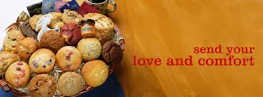 sympathy food baskets homepage mallory s marvelous muffins mallory s marvelous muffins