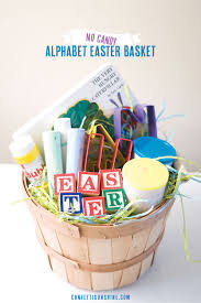 easter baskets for babies rabbit candy free easter basket live like you are rich