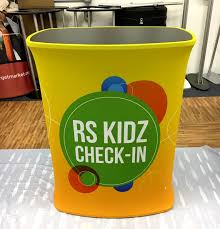 rock solid church uses the mobi portable counter for kidz check in