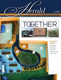 Visbeen Georgetown Floor Plan Eastern Christian Herald Spring 2015 By Eastern Christian