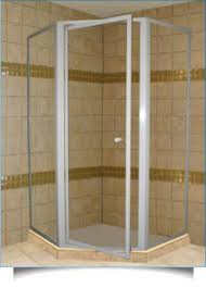 framed showers and doors at crystal showers frameless glass doors