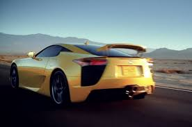 lexus supercar sport videos lexus lfa gets a tribute takes paul walker for a ride