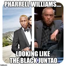 Pharrell Meme - image tagged in pharrell williams imgflip