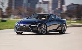 lexus performance cars lexus lc reviews lexus lc price photos and specs car and driver
