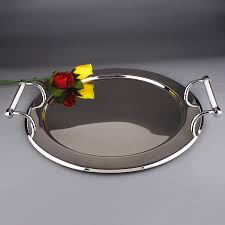 wedding serving trays 2016 hot sale stainless steel 304 handemade home and party use