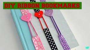 ribbon bookmarks diy ribbon bookmarks kindness advent