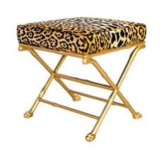 faux bamboo footed x stool fantastic furniture pinterest
