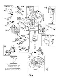briggs stratton engine schematics briggs free wiring diagrams
