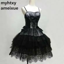 online get cheap short black evening dresses aliexpress com
