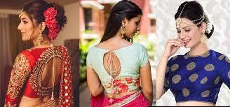 blouse patterns pattu blouse patterns with silk saree fashion