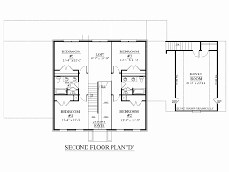 second floor plans two story house plans with master and laundry on second floor