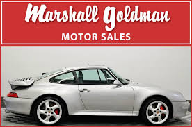 1997 porsche 911 turbo for sale marshall goldman motor sales pre owned dealer warrensville